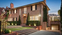 Anthony Deague paid $14.75 million for the 2 Lascelles Avenue, Toorak, house in an online auction last week.