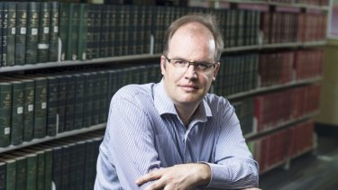 """QUT law professor Matthew Rimmer: """"There's a real failure there to understand what adverse impacts could take place."""""""