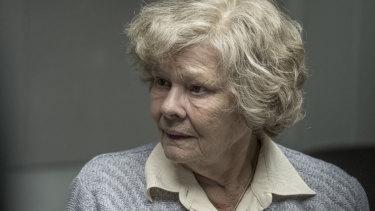 Dame Judi Dench stars in Red Joan.