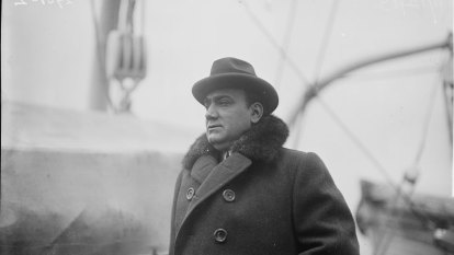 From the Archives, 1921: The death of Enrico Caruso