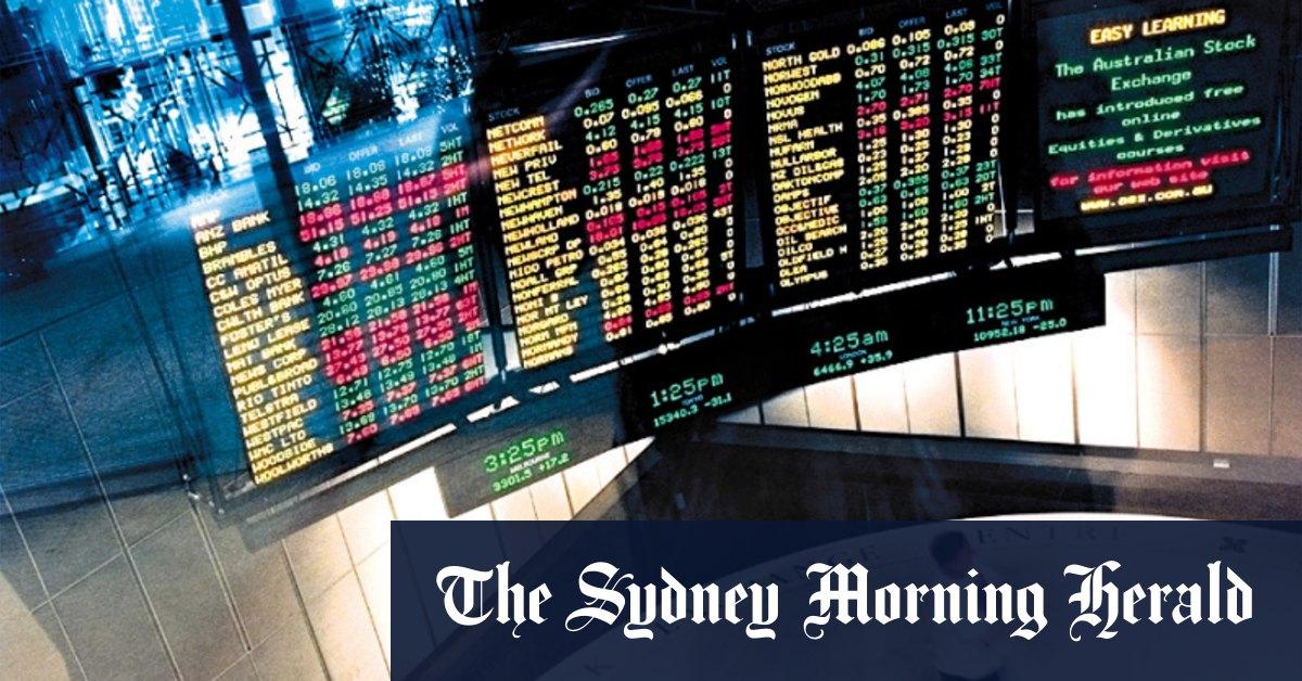 Markets Live Friday 31 July 2020 – The Sydney Morning Herald
