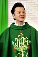 Parishioners reacted with shock and disbelief at Fr Joseph Tran's death.