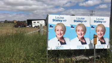 Labor has dropped its challenge to Louise Staley's election.