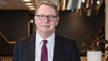 Suncorp CEO Michael Cameron.