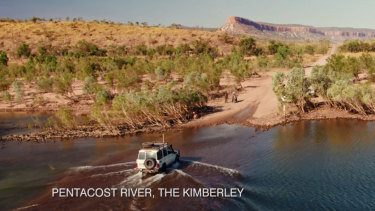 A new WA tourism campaign showcases WA's natural wonders, while visitor numbers are in decline.