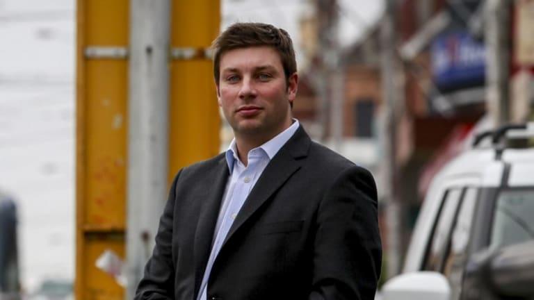 MP Tim Smith.