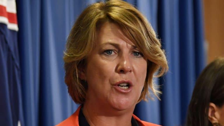 NSW Roads Minister Melinda Pavey.