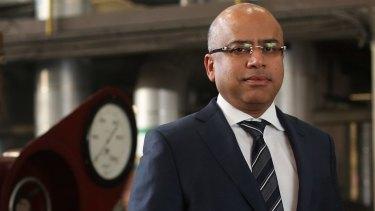 Sanjeev Gupta says smaller production runs are the future for electric vehicles.