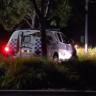 Teen girls stabbed as dozens of women brawl near Fountain Gate