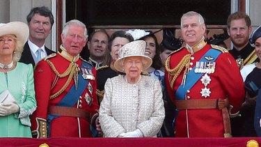 The Royal Family.