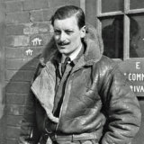Flight Lieutenant Maurice Mounsdon flew Hawker Hurricanes during the Battle of Britain.