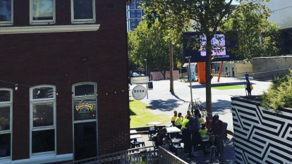 Picabar shouts patrons after Perth Cultural Centre lease secured