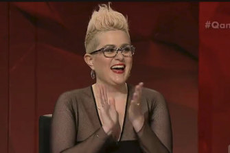 """Katie Noonan believes there is a """"fundamental problem with appreciating our culture""""."""
