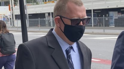 Cop accused of illegally getting daughter across Qld border fronts court