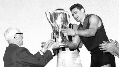 From the Archives, 1964: Demons final-quarter heroics seals decider
