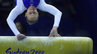 From the archives: Vault error may have cost medal: Russians