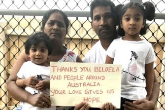 The family has been at the centre of a dramatic deportation bid.