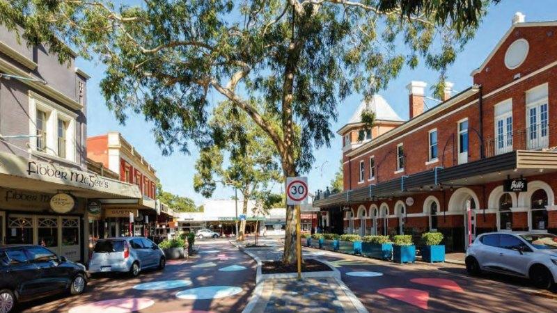 Developer targets desirable Perth cafe strip with $17 million 'precinct-defining challenge'
