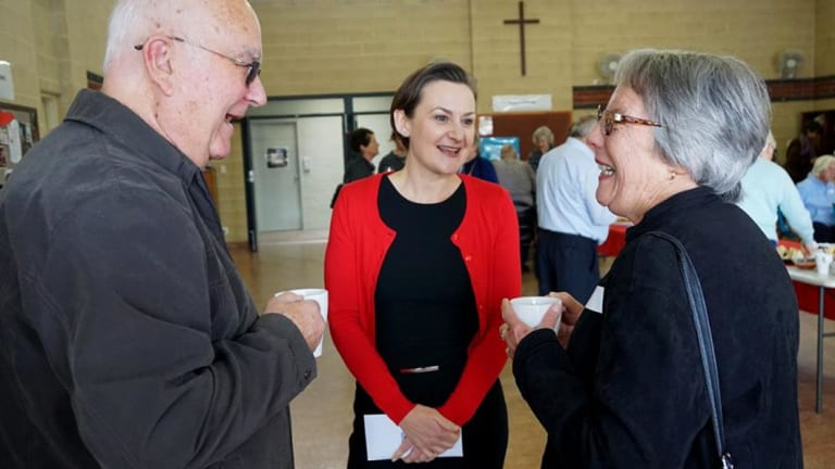 Morley MP Amber-Jade Sanderson has responded to comments by Victorian anti-euthanasia campaigner Stephen Parnis.