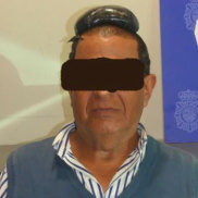 An image of the smuggler from Spanish police.