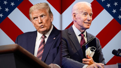 As it happened: Donald Trump, Joe Biden in fiery clash for first US Presidential debate