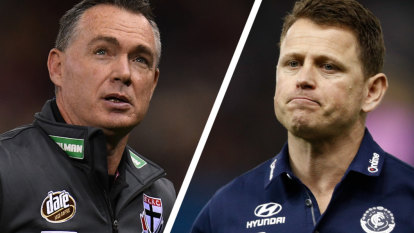 Which of these AFL coaches will be under the most pressure in 2019?