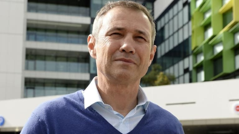 """Health Minister Roger Cook says WA is being subjected to a """"Canberra rip-off""""."""