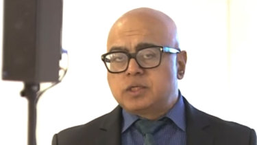 AMP Capital boss Boe Pahari is alleged to have sexually harassed an employee.