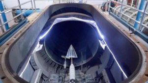 China is building a hypersonic wind-tunnel to help it test faster aircraft.