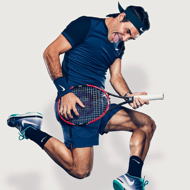 """""""The reason Roger is so interesting is because he's so interested,"""" says Paul Annacone, Federer's former coach."""