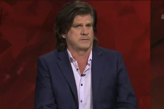 Tex Perkins had no idea his song Whenever It Snows had been streamed 250,000 times on Spotify.