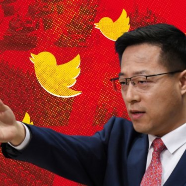 Zhao Lijian has introduced a new, chaotic tone to Chinese diplomacy, one that appears complementary to the foreign policy of President Xi Jinping.