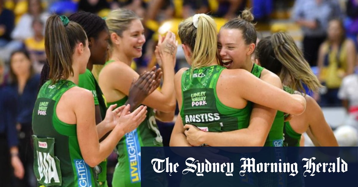 West Coast Fever fined lose 12 premiership points over salary cap breach – Sydney Morning Herald