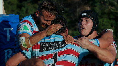 Southern Districts go top of Shute Shield with victory over Randwick