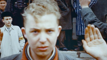 Final Account took British filmmaker Luke Holland 12 years to complete.
