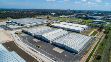 Trinity Window has signed a 7610 sq m deal at the Moorebank Logistics Park.