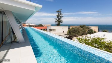 Cottesloe house prices have risen 15 per cent in the past 12 months, a trend for coastal suburbs in Perth.
