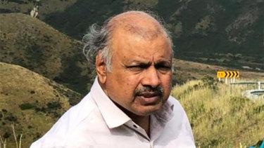 Maheboob Allarakha Khokhar.