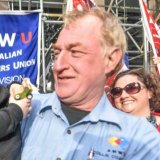 Wayne Chappell worked for Griffin Coal in Collie.