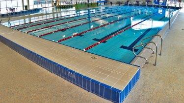 Murray Aquatic and Leisure Centre.
