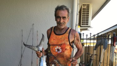 Darwin shooting victim Michael Sisois.