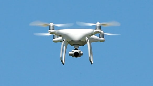 Brisbane prison locked down by drones for second time in month