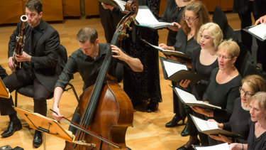 Melbourne Bach Chamber Choir will perform at All Saints.