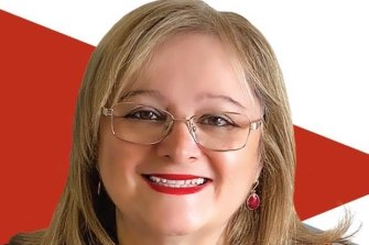 Sofia Kotanidis is seeking election to the Darebin council.