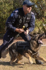 PD Rambo worked tirelessly to protect the community, police said.