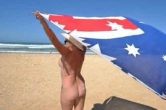 The nudists I met all said they loved the freedom of the lifestyle.