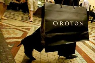 A brighter future ahead for Australian brand Oroton.