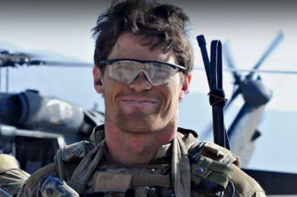Mark Wales was a serving Special Air Service Regiment officer from 2004-2010.