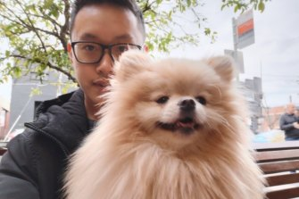 Maurice Chow went to court to seek ownership of Kobe the Pomeranian.