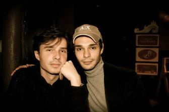 Alexnadre Despallieres and Jeremy Bilien.